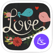 Love Story APUS theme icon