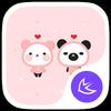 Sevimli Panda Bebek tema & HD duvar kağıtları simgesi