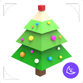 LOWPOLY STYLE theme for APUS icon