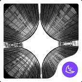 sky-APUS Launcher theme icon