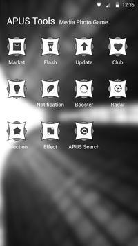 sky-APUS Launcher theme apk screenshot