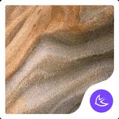 MAINROCK-APUS Launcher theme icon