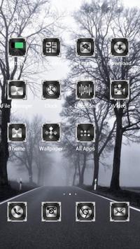 Way Home-APUS Launcher theme apk screenshot