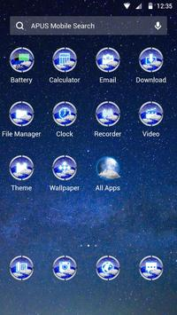 Scene-APUS Launcher theme screenshot 1