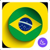 Football-APUS Launcher theme icon