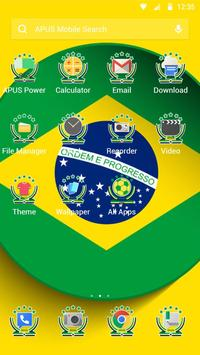 Football-APUS Launcher theme screenshot 1