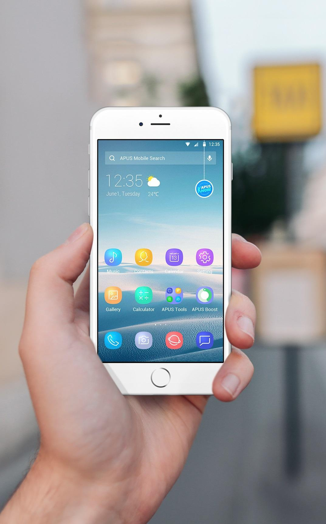 blue smooth business apus theme hd wallpapers for android apk download blue smooth business apus theme hd