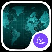 SCIENCE-APUS Launcher theme icon