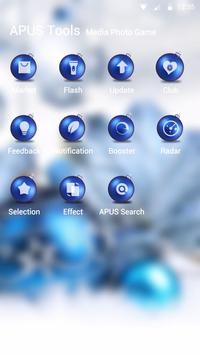 Shine Ball theme for APUS apk screenshot