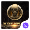 Golden SteamPunk - APUS Launcher  theme 圖標