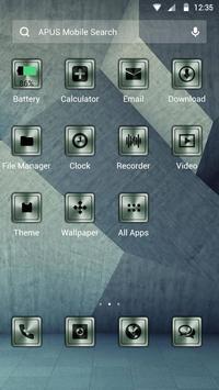 Wall-APUS Launcher theme apk screenshot
