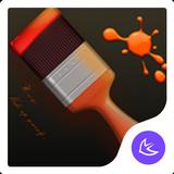 Passionate-APUS Launcher theme