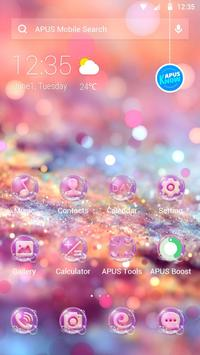 Pink Love Sweet theme & HD wallpapers 截图 2