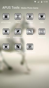 Pure APUS Launcher theme apk screenshot