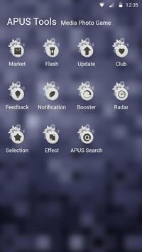 Pure-APUS Launcher theme apk screenshot
