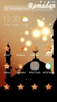 Ramadan|APUS Launcher theme poster