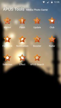 Ramadan|APUS Launcher theme screenshot 2