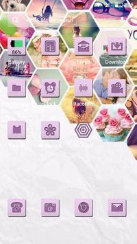 nostomania-APUS Launcher theme screenshot 1
