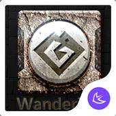 Cool Black Theme—APUS launcher free theme icon