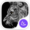 King of the Forest Lion Theme icône