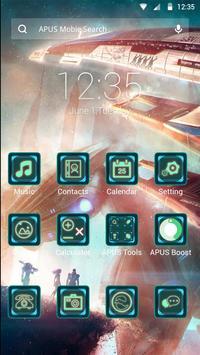 Universe-APUS Launcher theme poster