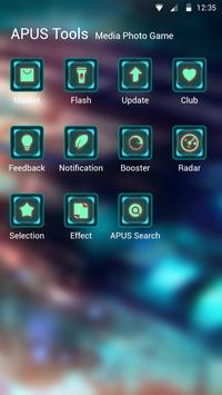 Universe-APUS Launcher theme screenshot 2