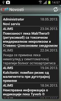 Registar lekova apk screenshot