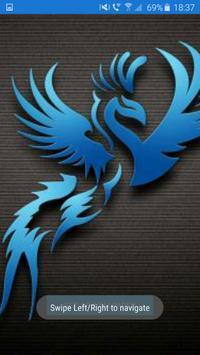 Awesome Phoenix Wallpaper apk screenshot