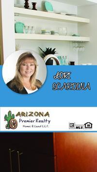 Lori Scardina Arizona Real Estate poster