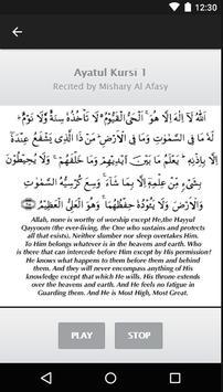 Ayatul Kursi screenshot 1