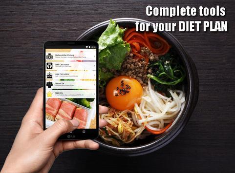 Super Ninja Diet Plan screenshot 1