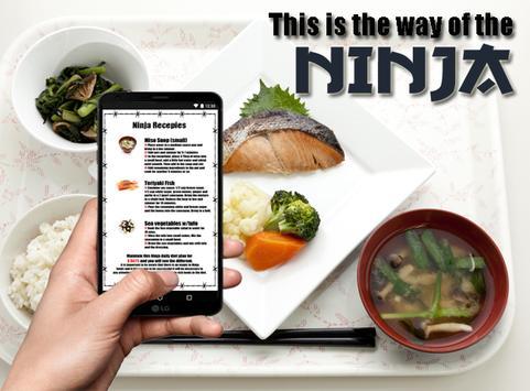 Super Ninja Diet Plan screenshot 3
