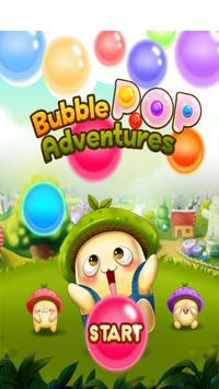Bubble Popper Adventure-Puzzle Shooting screenshot 1