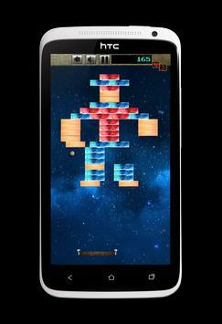 Brick Cracker : Dxball Paddle screenshot 1