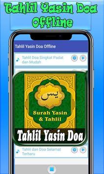 Tahlil Yasin Prayer Offline poster