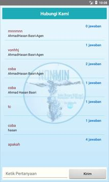 Agen Nonmin apk screenshot