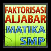 Matematika SMP Fakt Aljabar icon