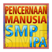 IPA SMP Pencernaan Manusia icon