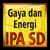 IPA SD Gaya dan Energi icon