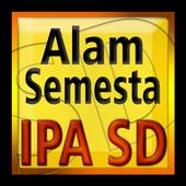 IPA SD ALam Semesta icon