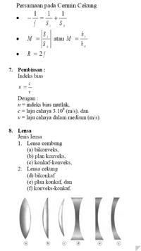 Rumus IPA Fisika SMP Bag. 2 apk screenshot