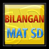 Matematika SD Bilangan icon