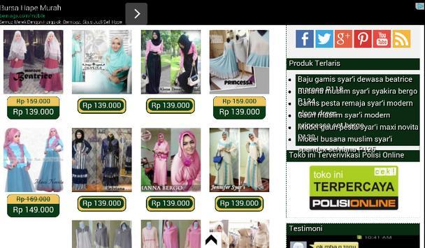 Model Busana Muslim screenshot 2