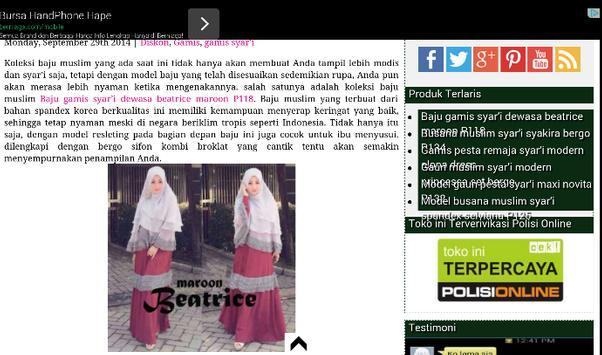 Model Busana Muslim screenshot 3