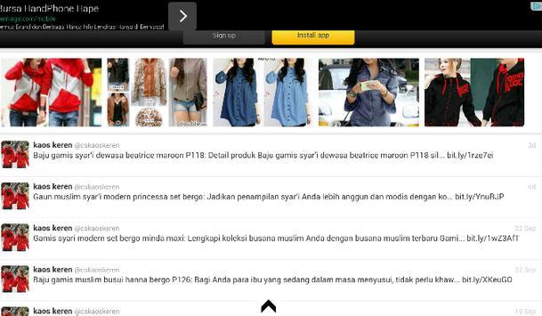 Model Busana Muslim screenshot 4