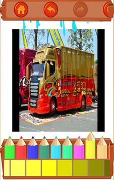 Canter Mania Coloring Book screenshot 1