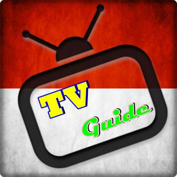 TV Indonesian Guide Free poster