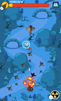 Aircraft battle screenshot 1