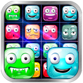 Cartoon Cube: Match 3 Puzzle Game icon