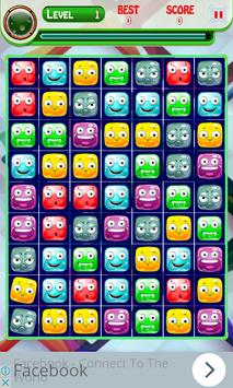 Cartoon Cube: Match 3 Puzzle Game poster